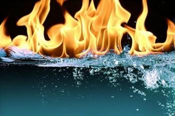 Картинки с огнем в природе